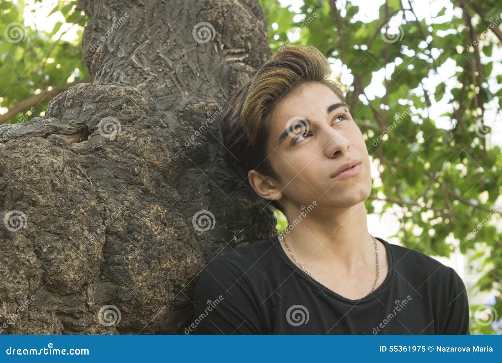 Teen Guy Stock Photo - Image: 55361975