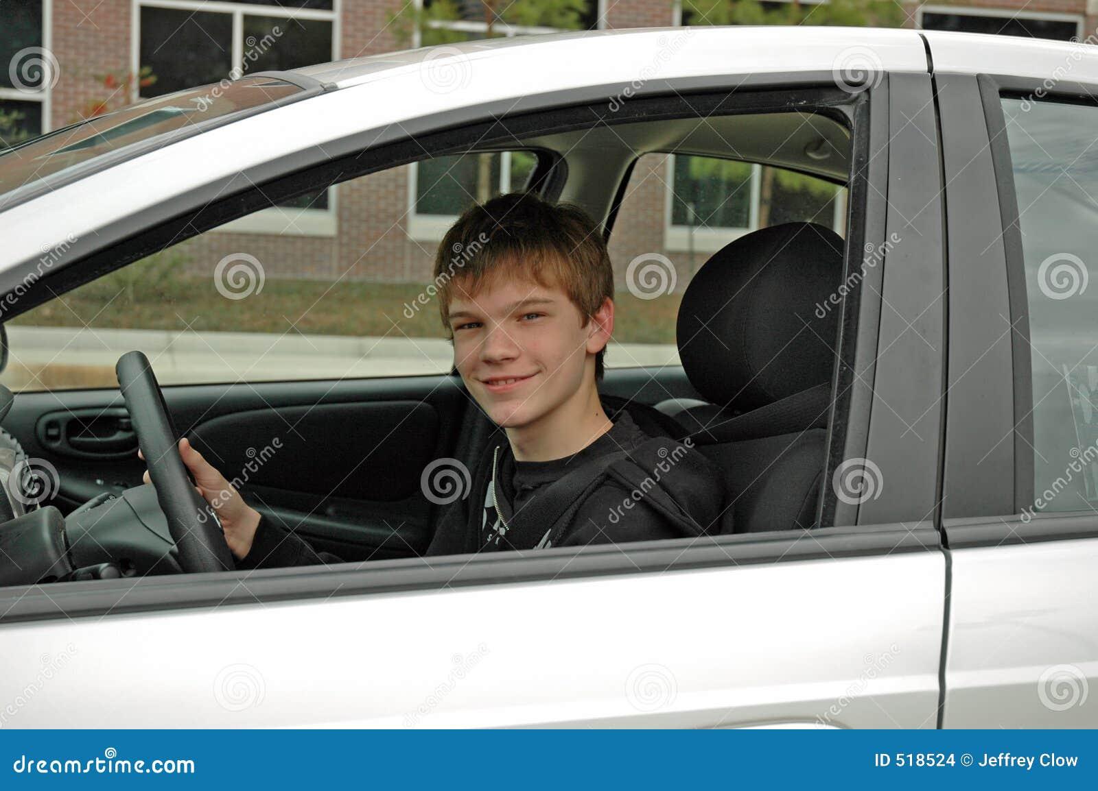 Teen körningskurs