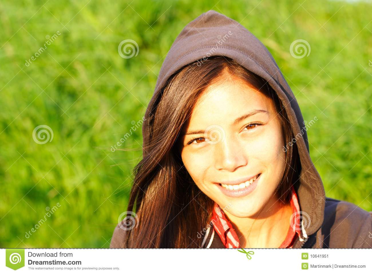 Stock image teen lifestyle young woman outdoor