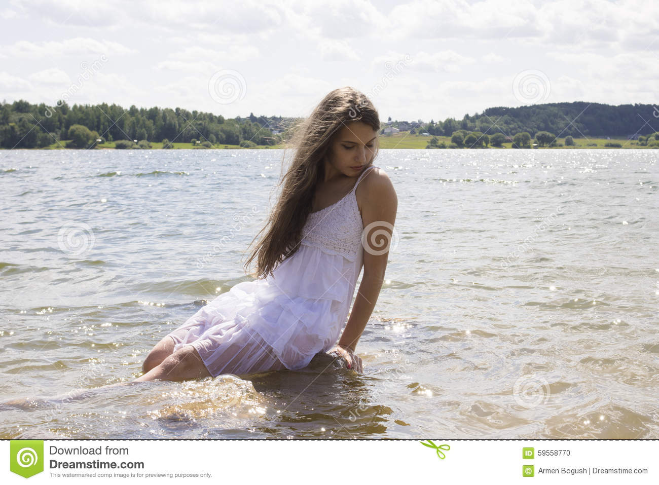 Teen Mermaid 15