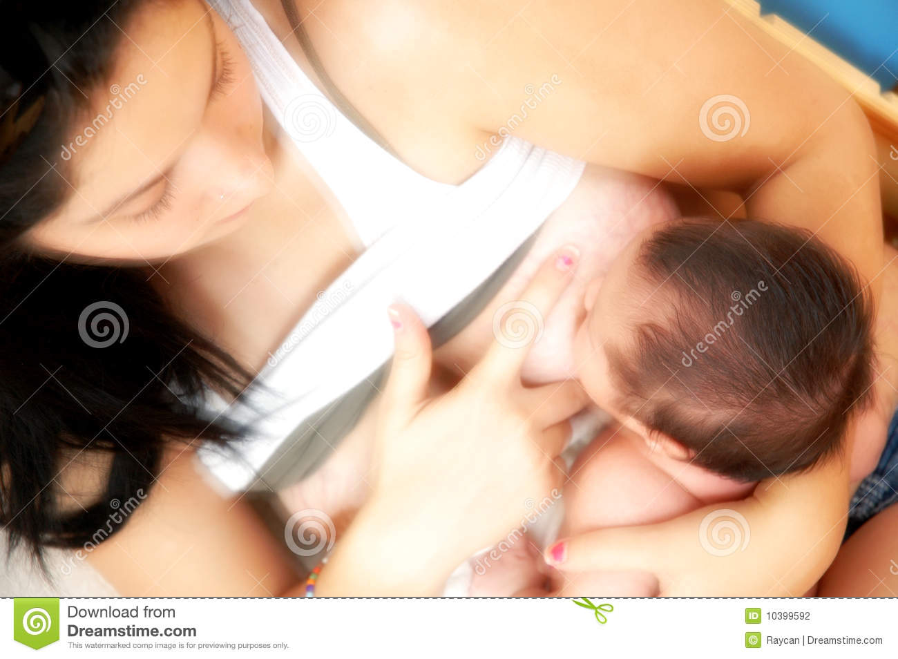 Teens breastfeeding babies images