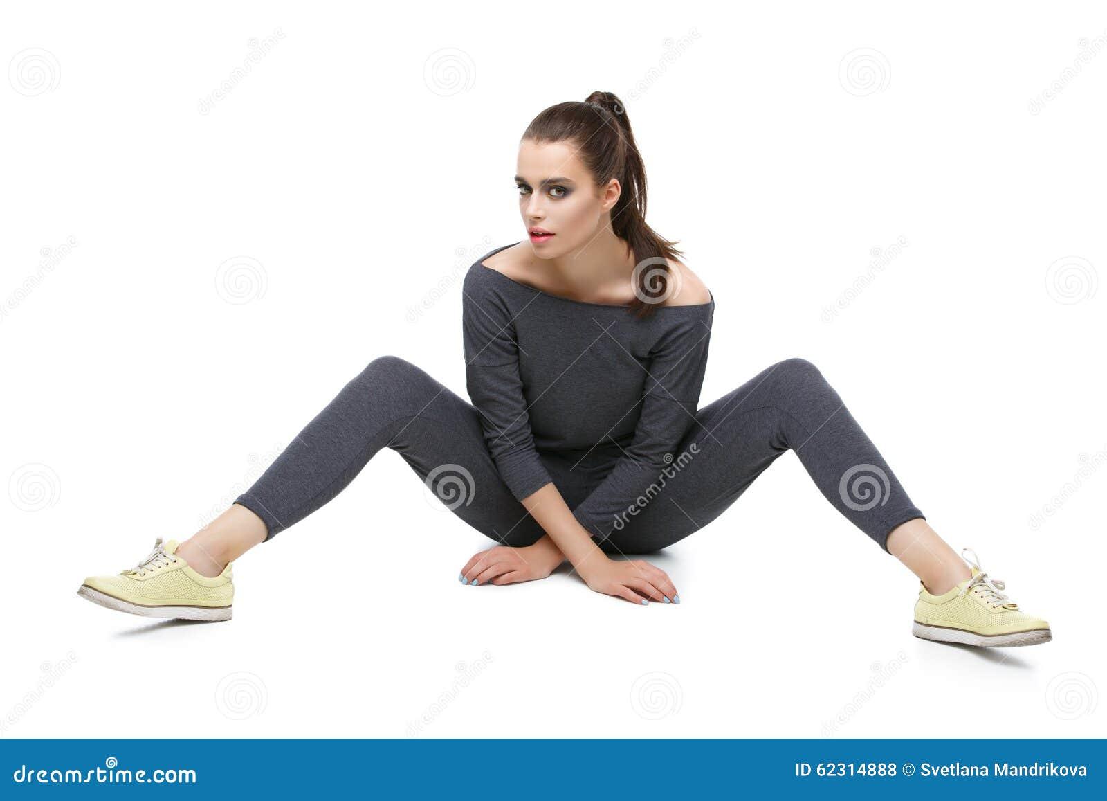 Women Legs Spread Open 98