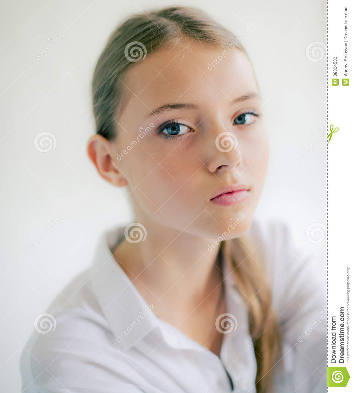 Teen Stock Photo Image Of Lady Female Style Looking