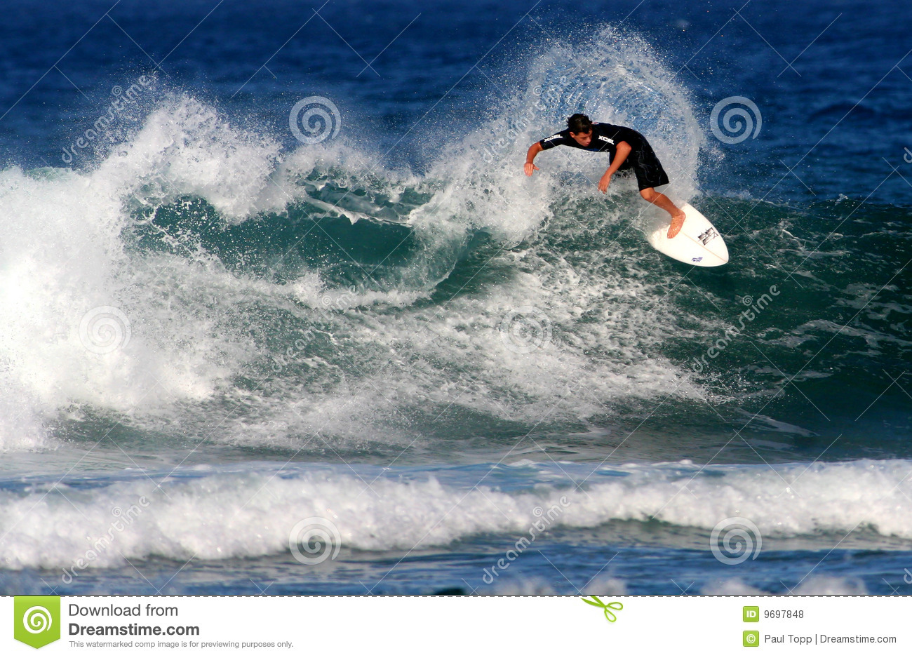 c2583abdc43363 Teen Surfer In Surfing Competition Editorial Stock Photo - Image of ...