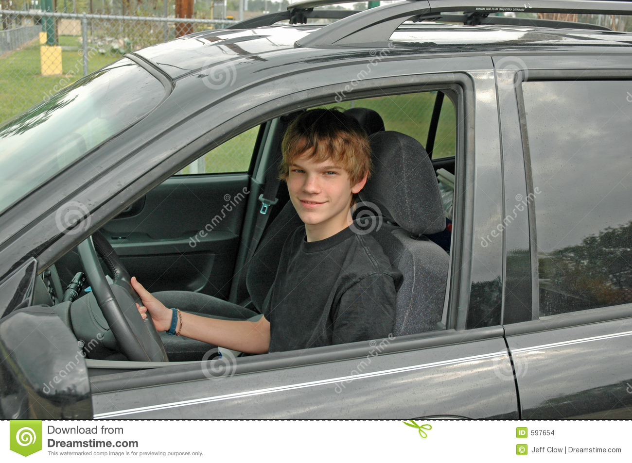 Driving And Suv And Teen And Cock 28