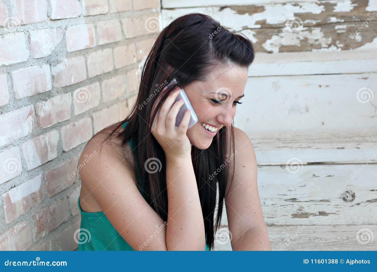 Cute Brunette Teen Talked - Brunette - Porn Photos-8691