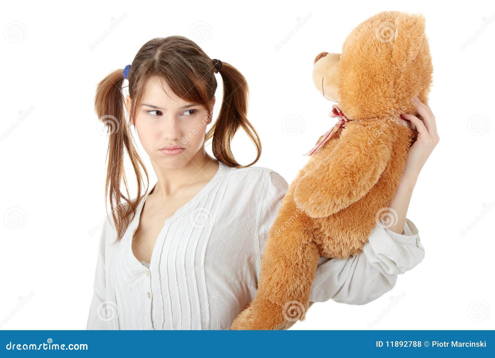Teddy bear sex fantasy Асу