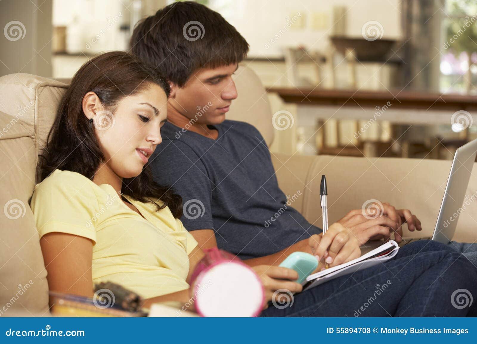 Teen Homework Help