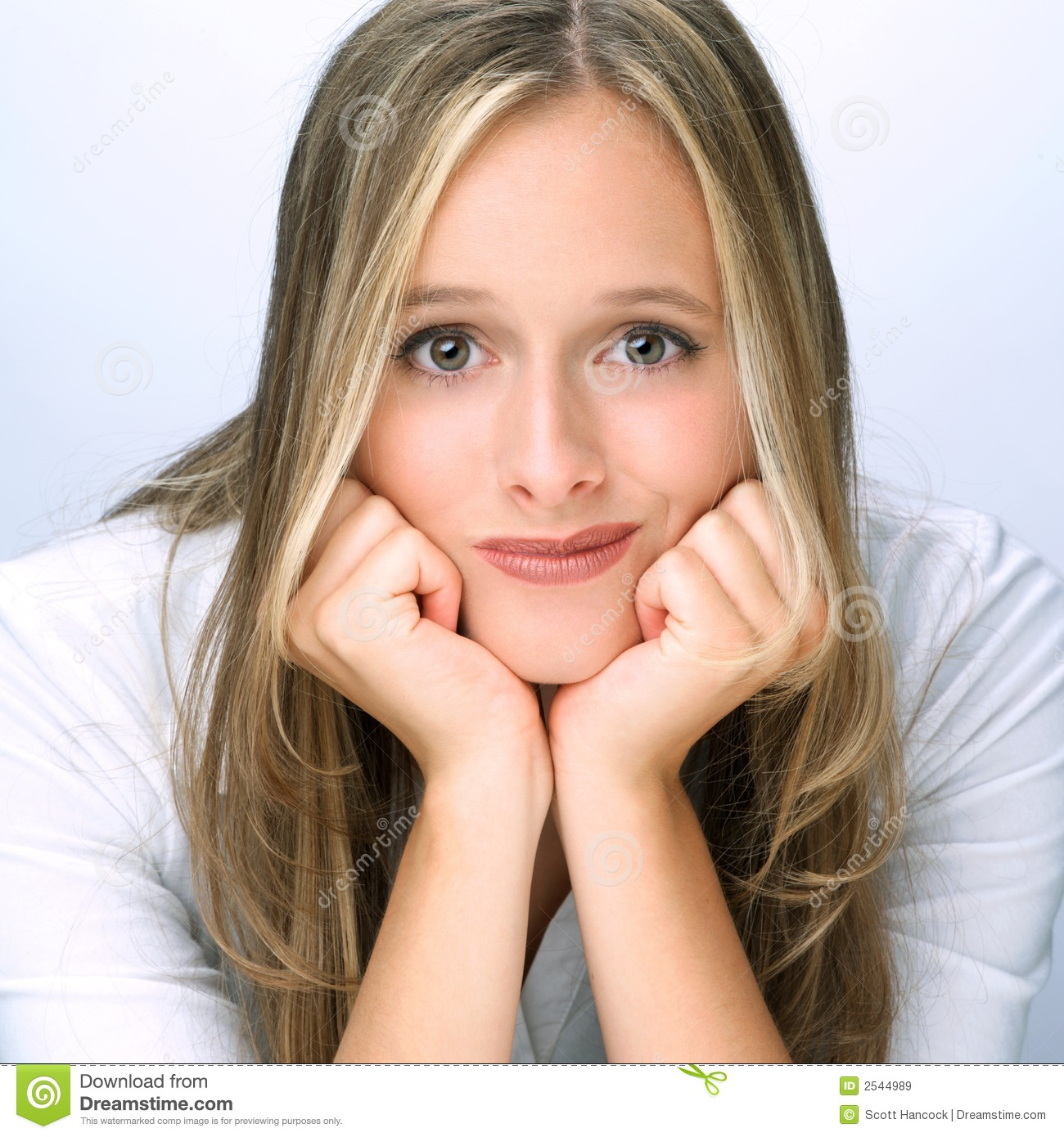 Teenage Girl Stock Image Image Of Females Person Camera