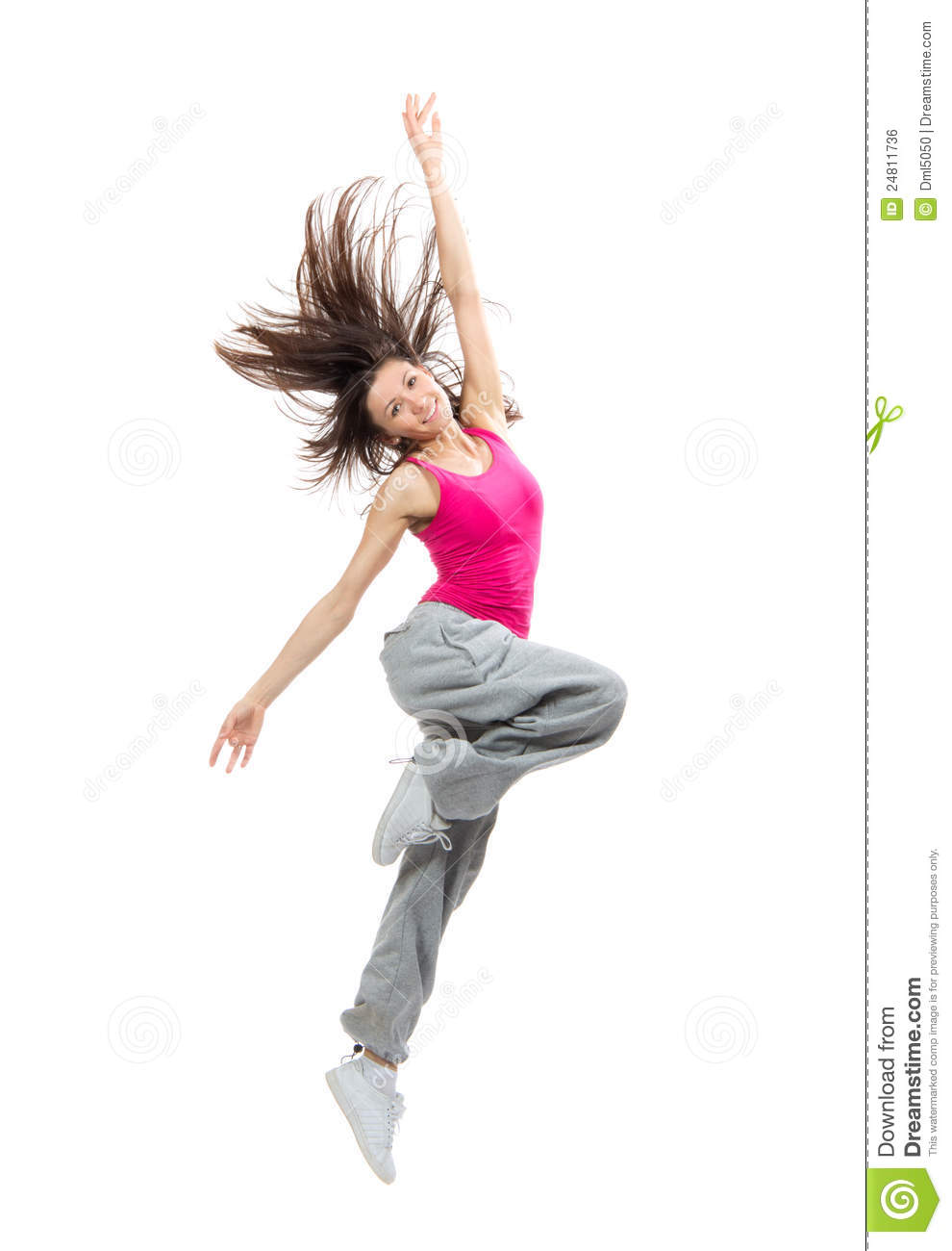 Najstnica Dancer Ples royalty free slike-4815