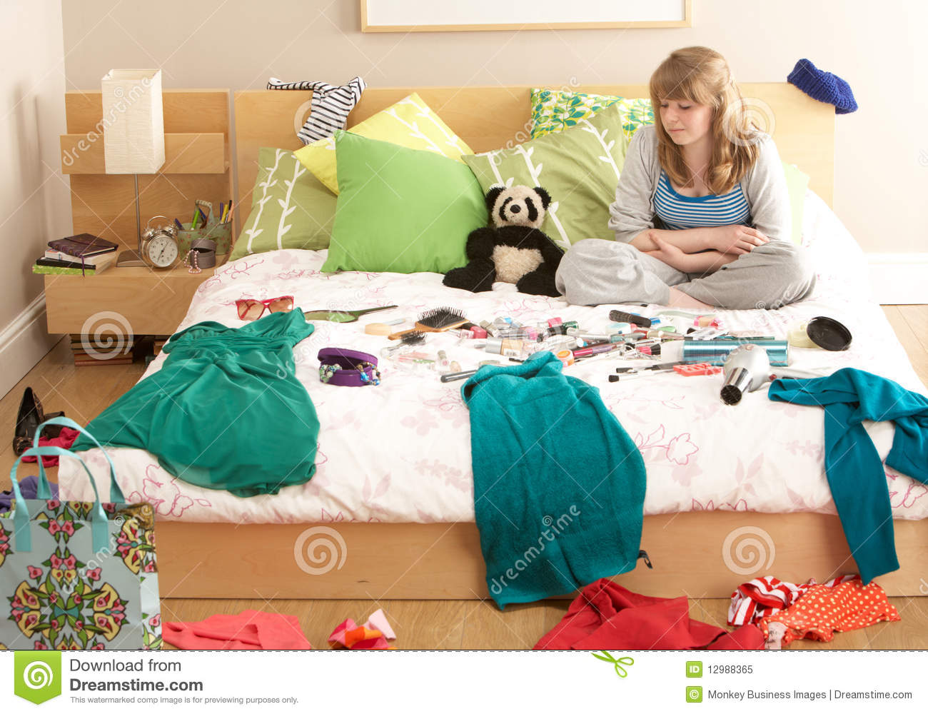 Messy Teenage Bedrooms Messy Bedroom Stock Photos Images Pictures 1181 Images