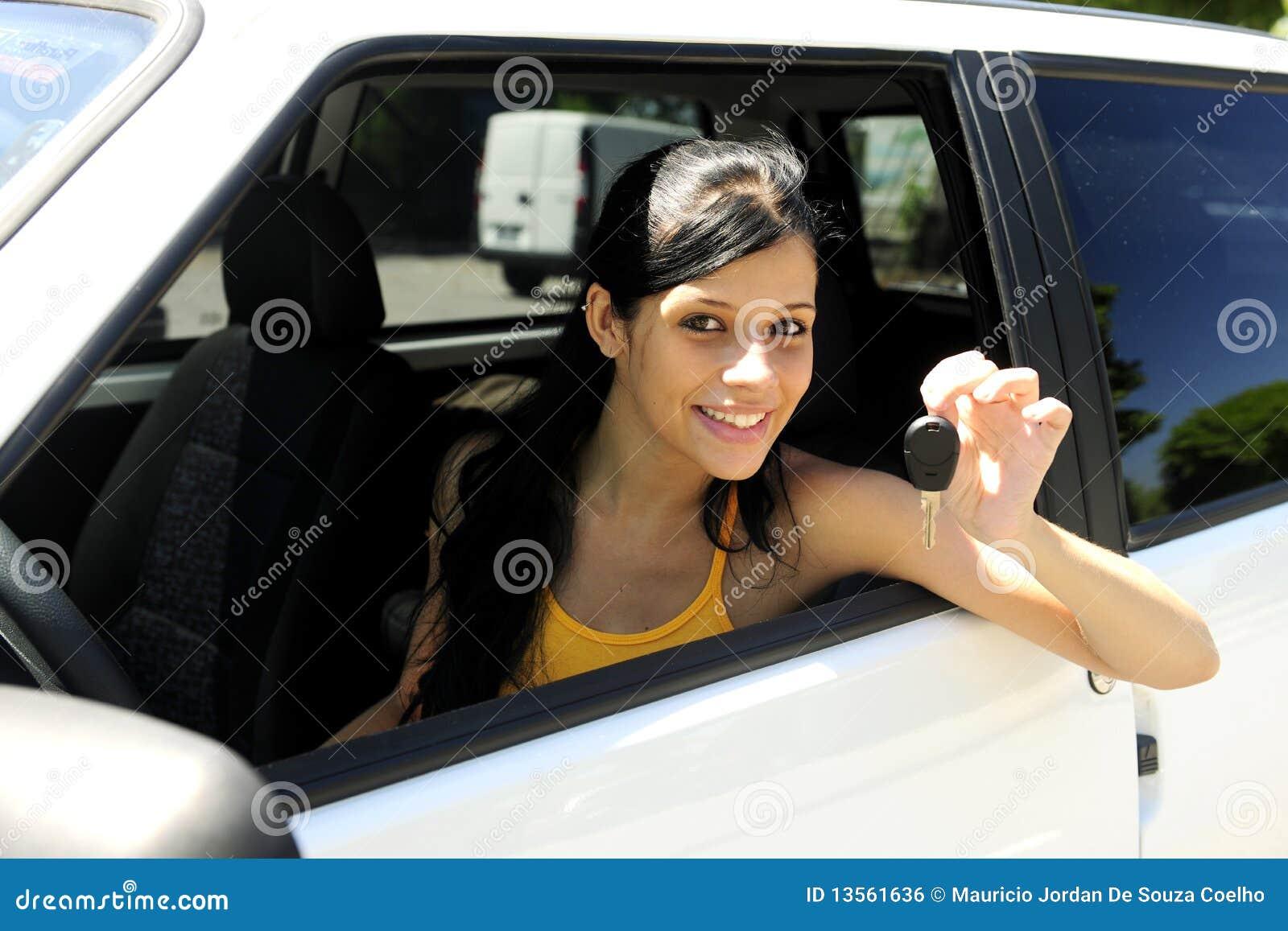Teen The Car 32