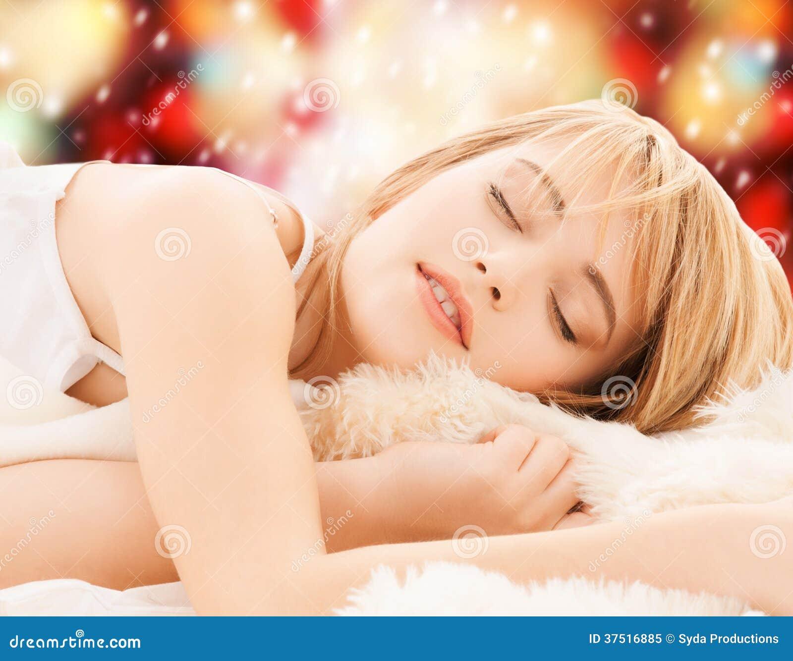 Sleeping Teen Home 60