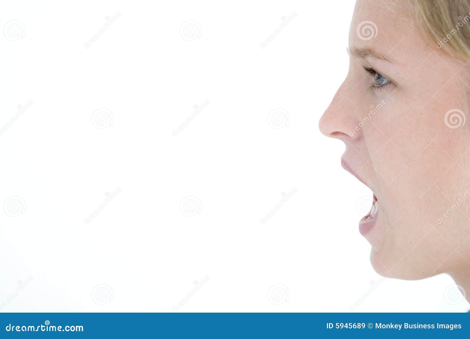 Open Mouth Side 74
