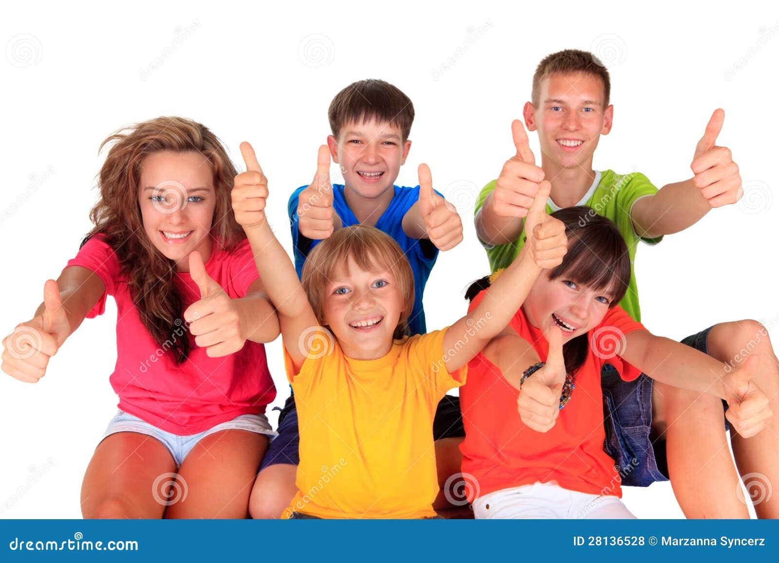kids teens: