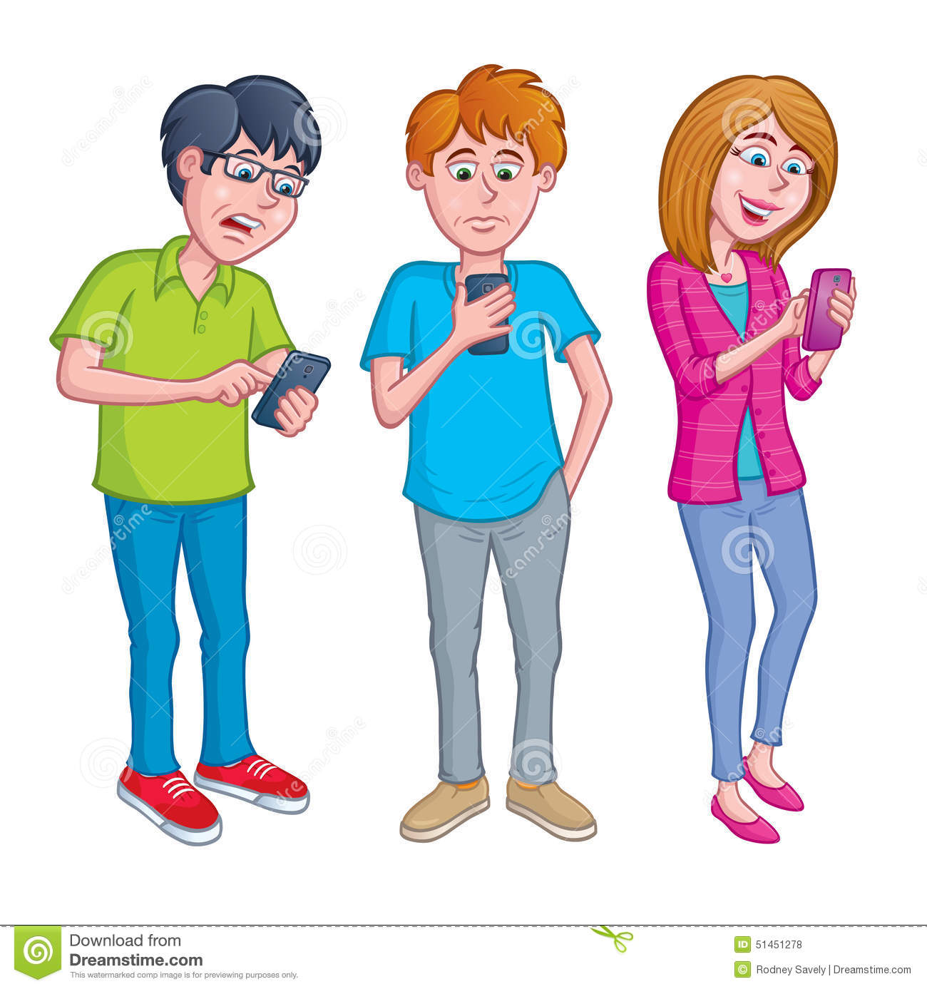 Teen Cell Phone Contract - Download for Free