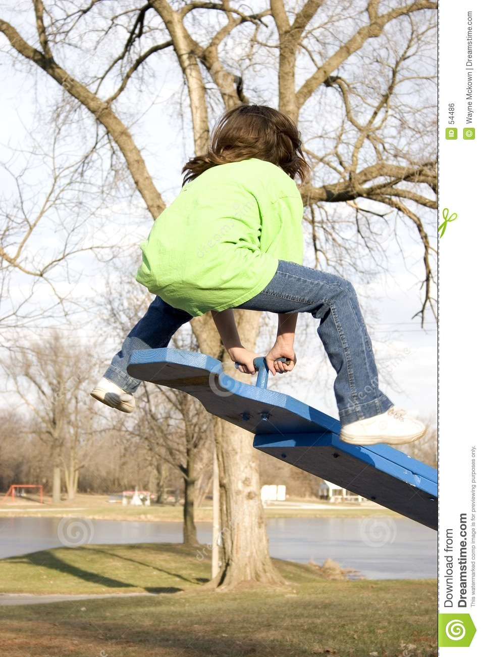 Teeter αναπήδησης totter