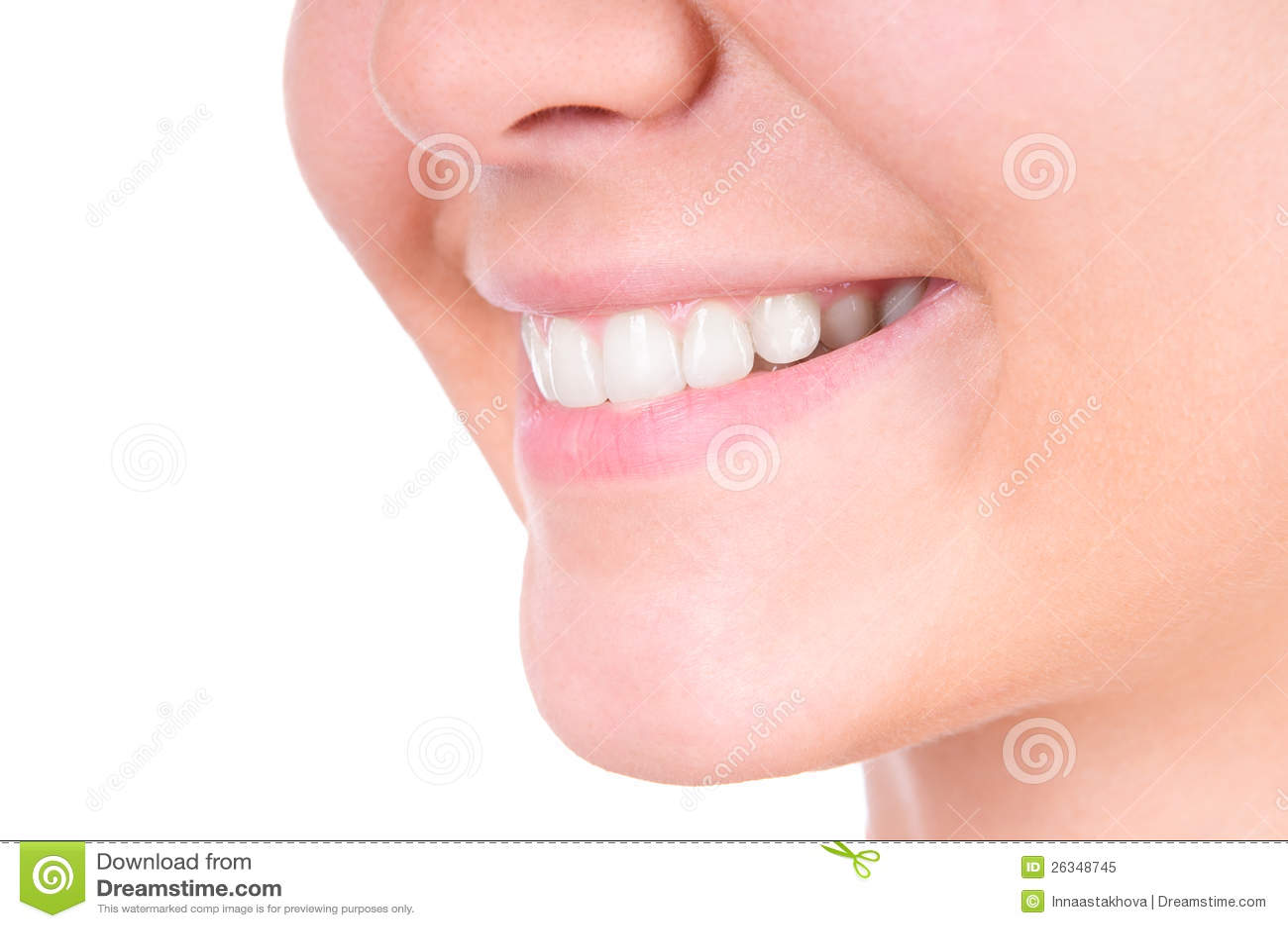 Teeth whitening. Dental care