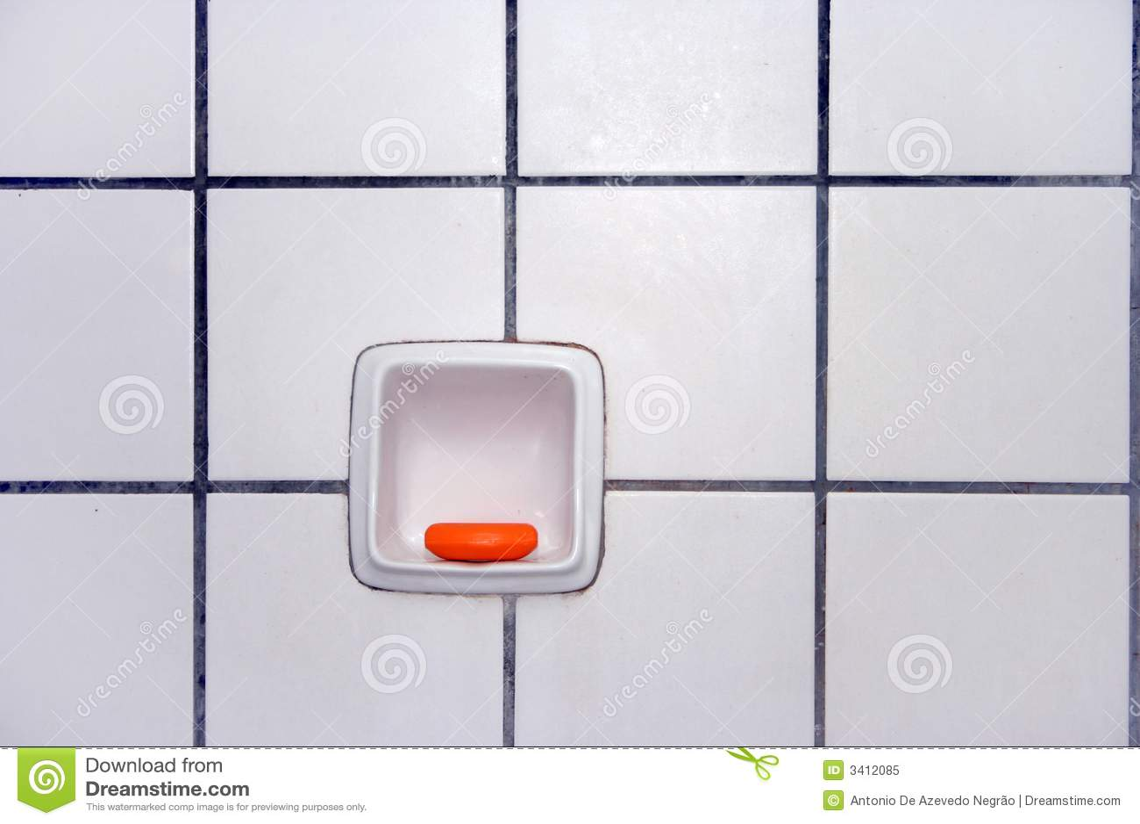 Tegels van badkamers