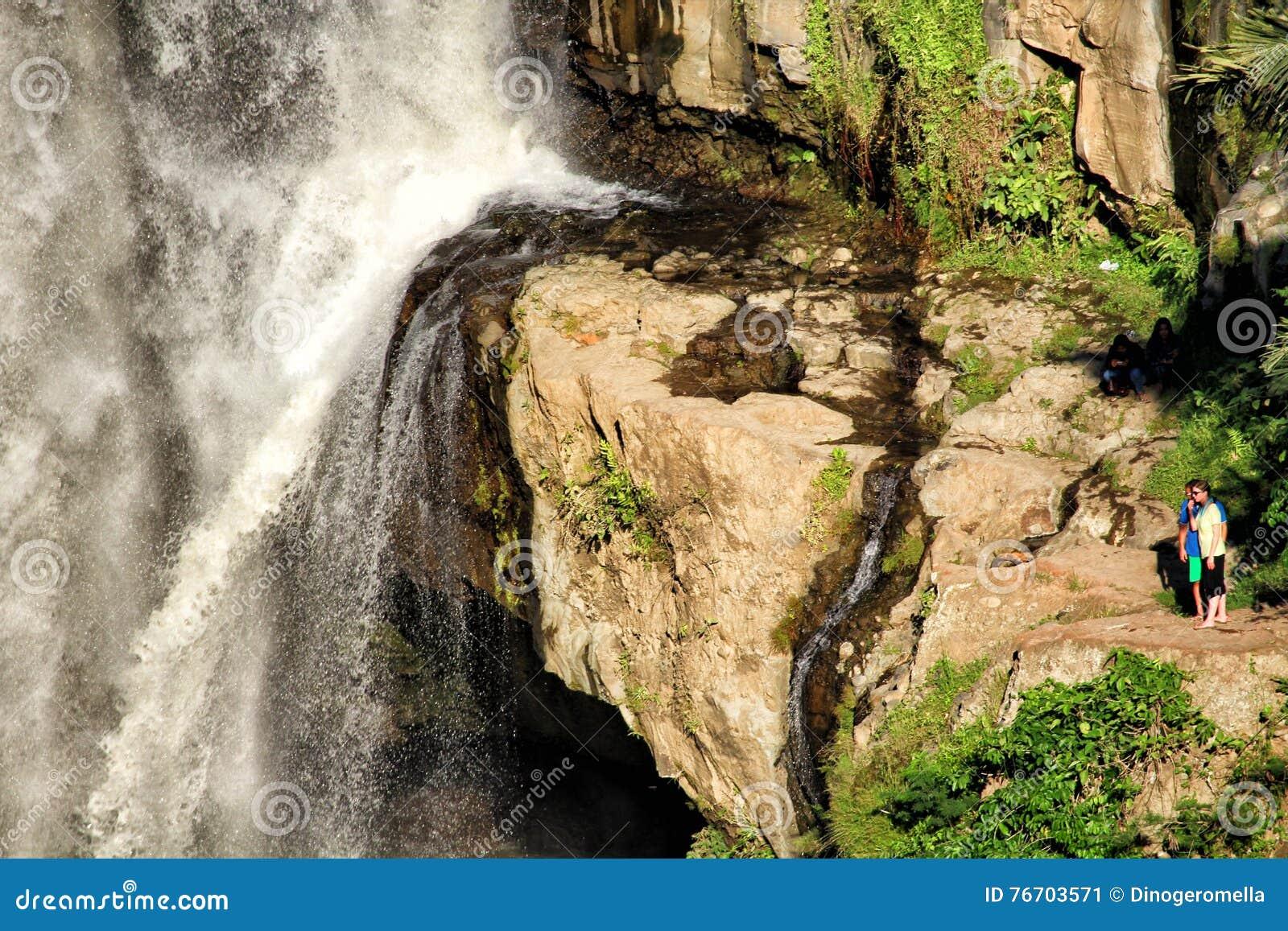 Tegenungan vattenfall Bali