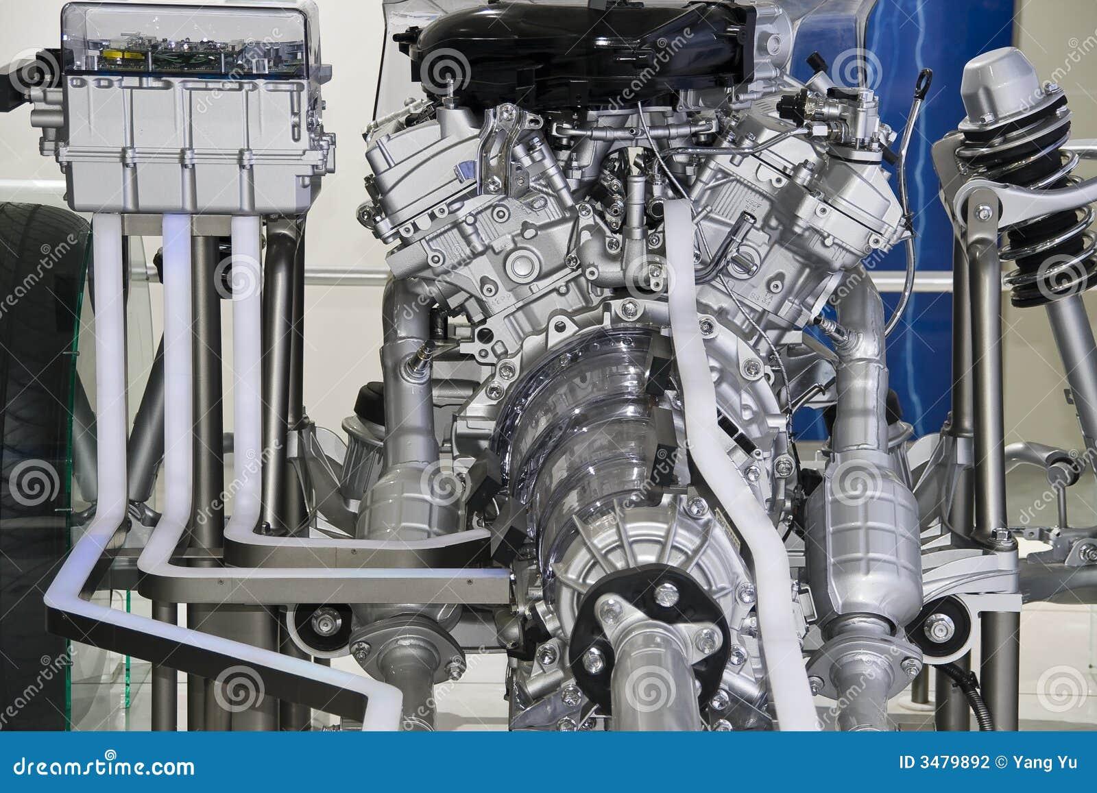 Ungewöhnlich Teile Des Automotors Zeitgenössisch - Schaltplan Serie ...