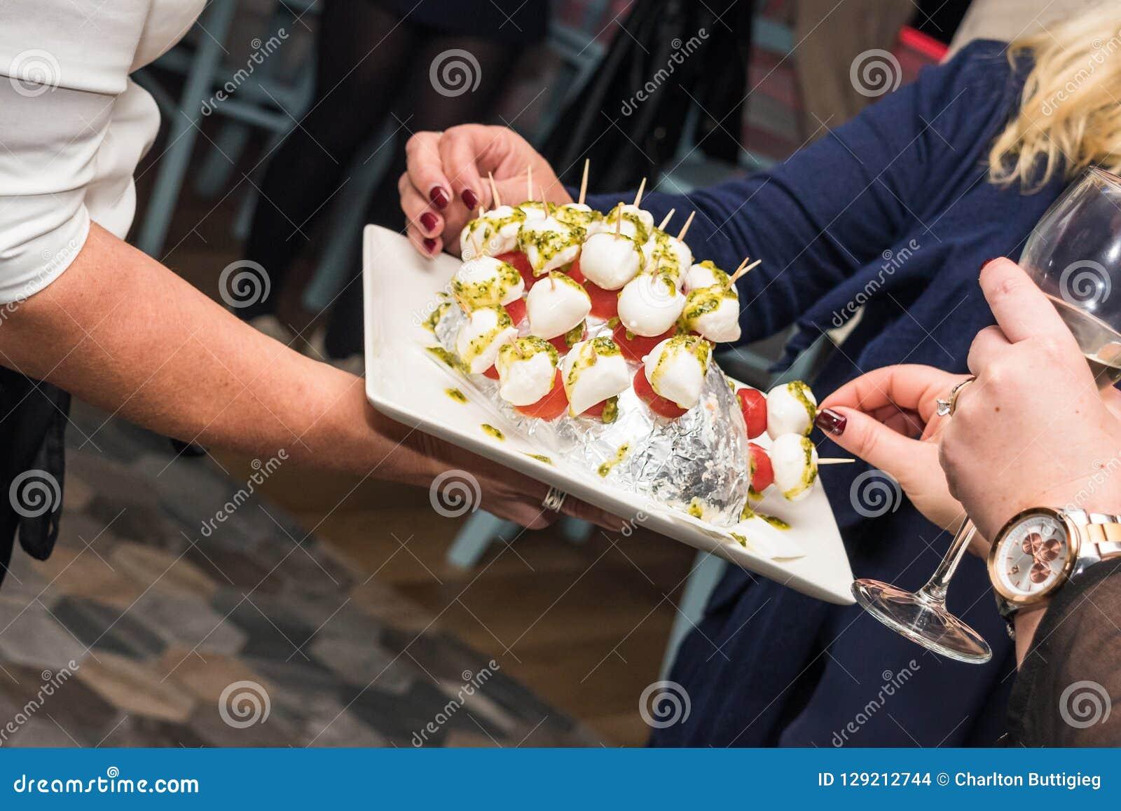 Teilfingerfood