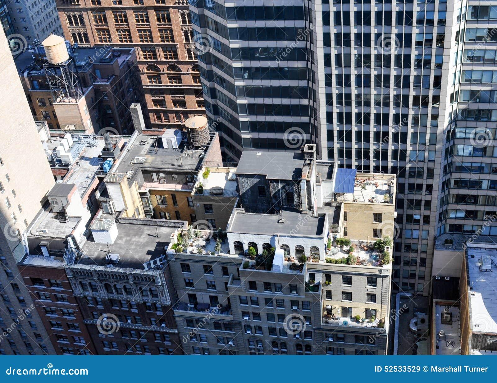 Tejado de Manhattan