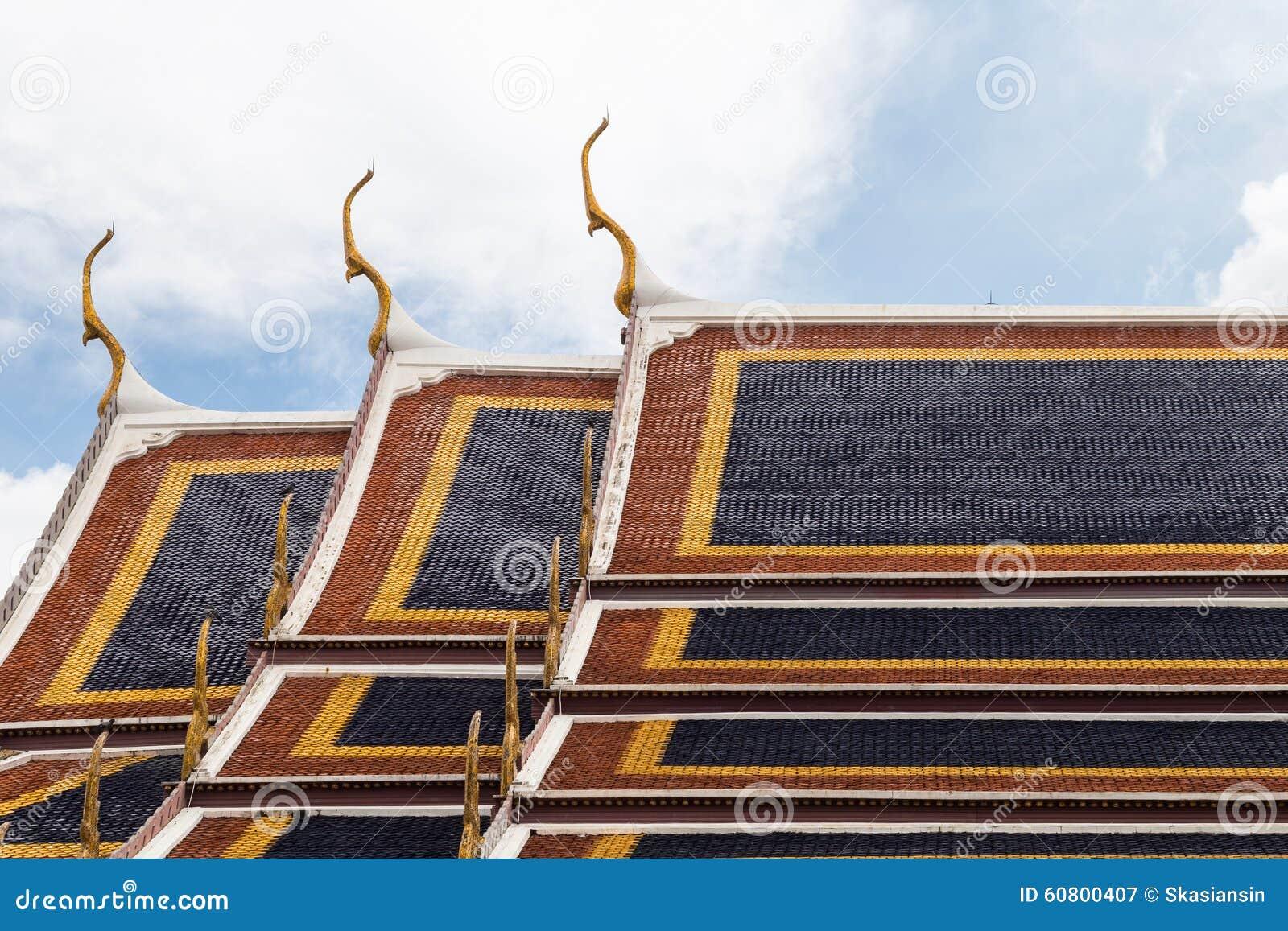 Tejado del templo