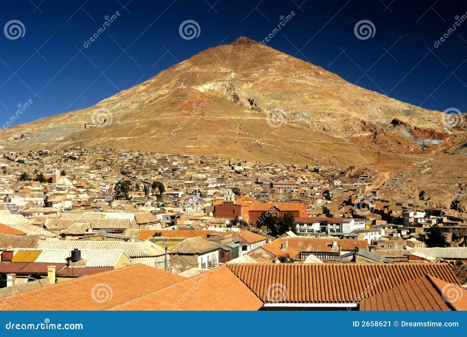 Tejados - Potosi, Bolivia