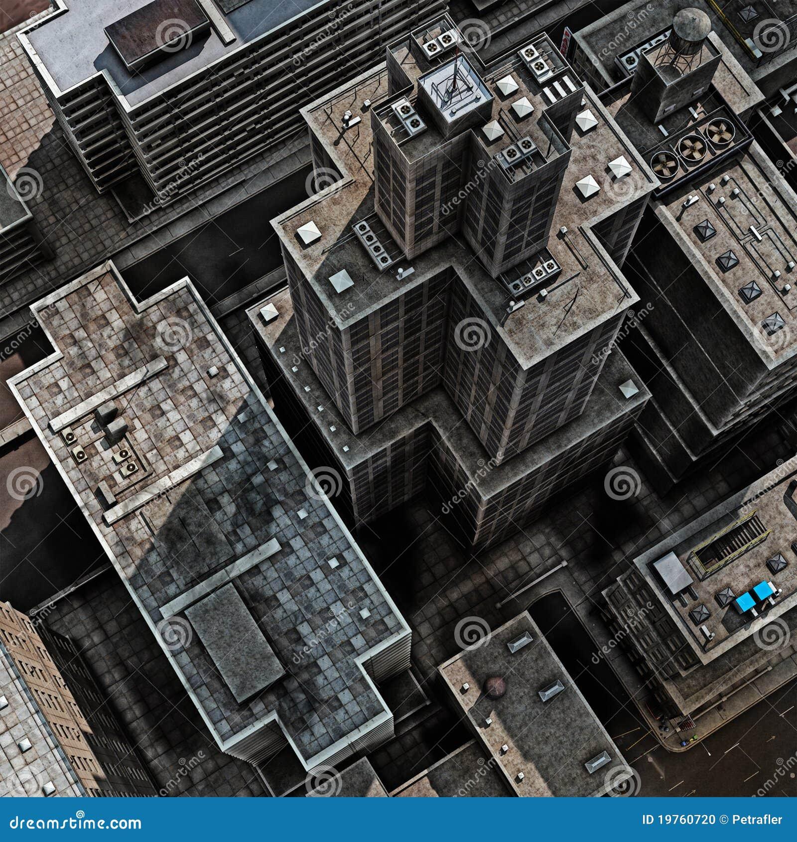 Tejados urbanos
