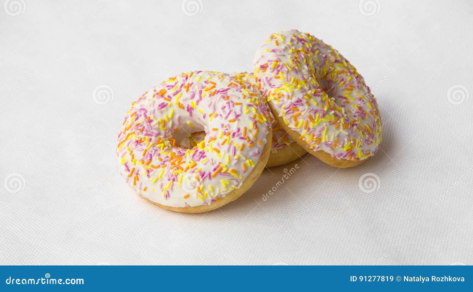 Tekakor är donuts