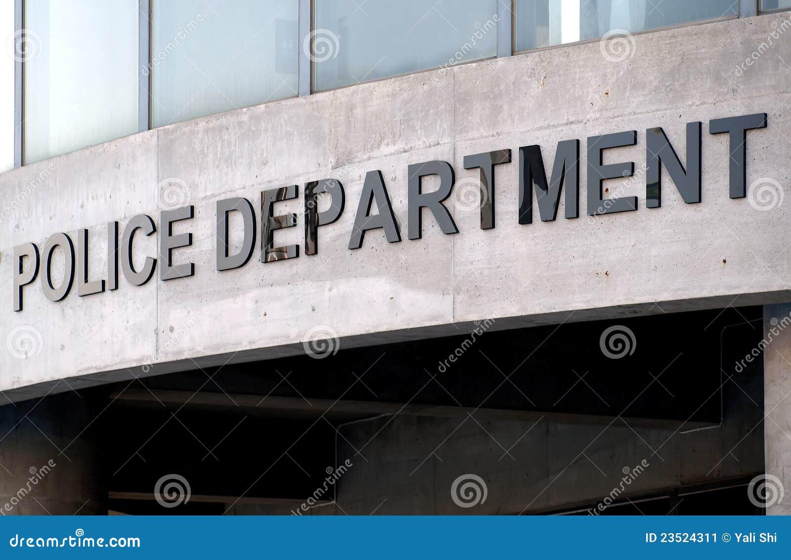 Teken bij de Bouw van de Politie