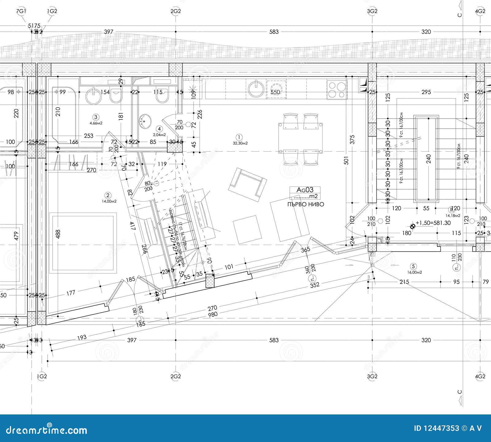 Voorkeur Tekening van flat stock illustratie. Illustratie bestaande uit DF05