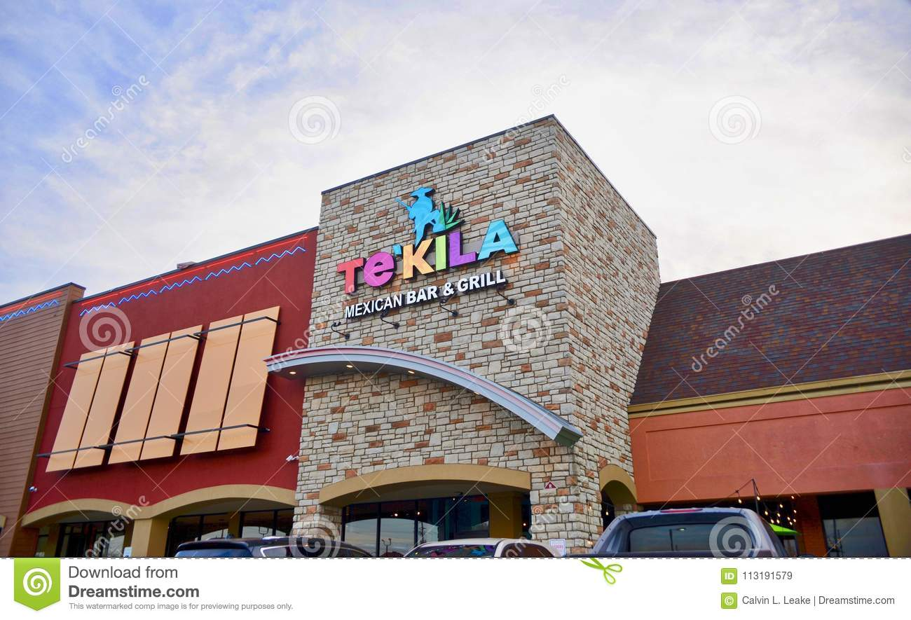 Tekila Mexican Bar And Grill Cordova Tennessee Editorial Stock Image Image Of Cafe Dining 113191579