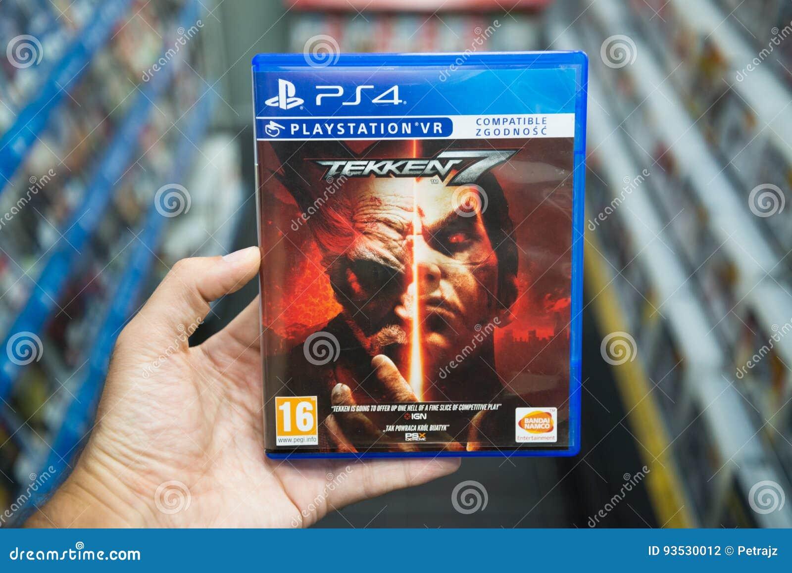 Tekken 7 editorial photography  Image of slovakia