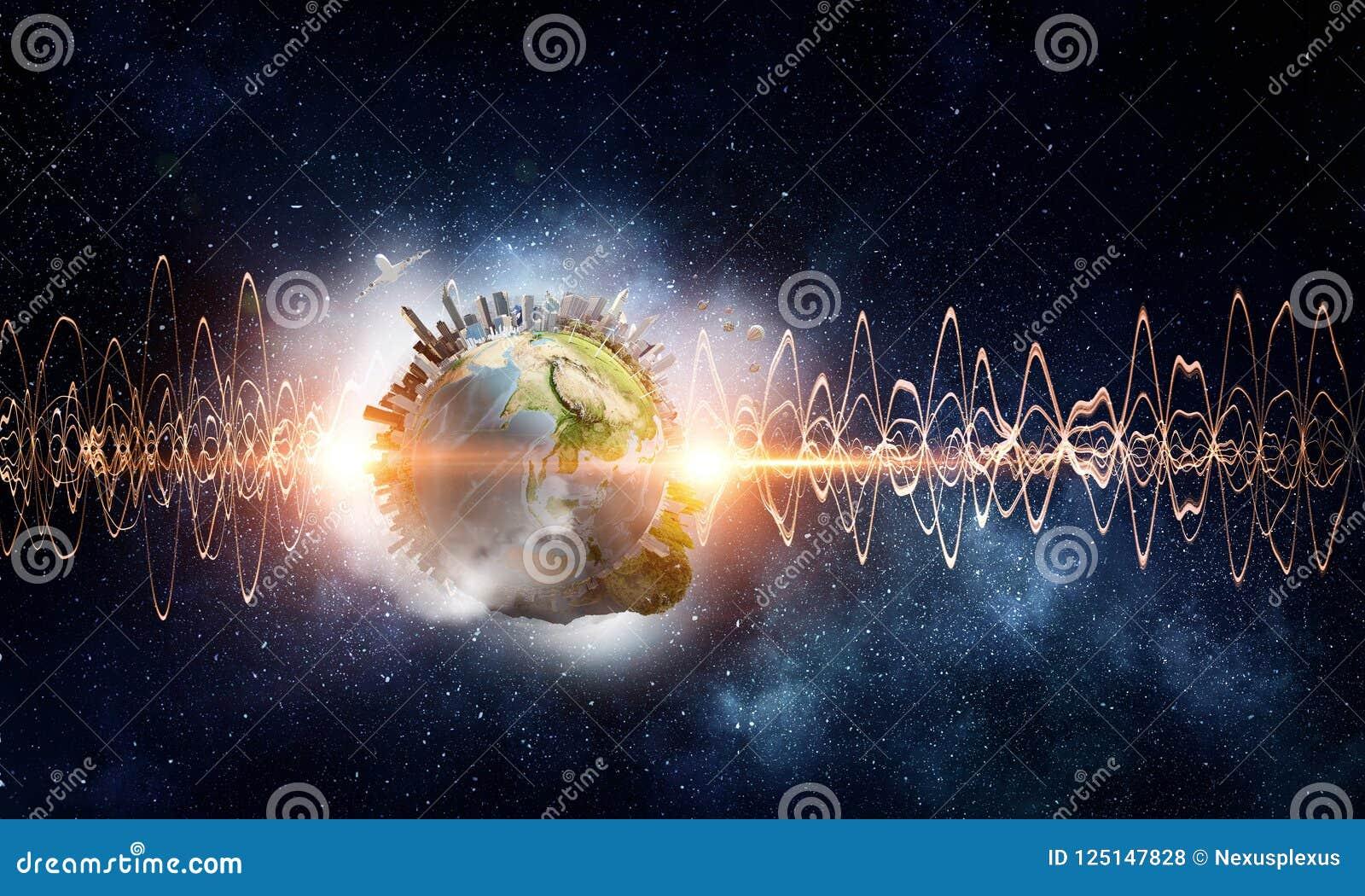 Teknologi av ljudet