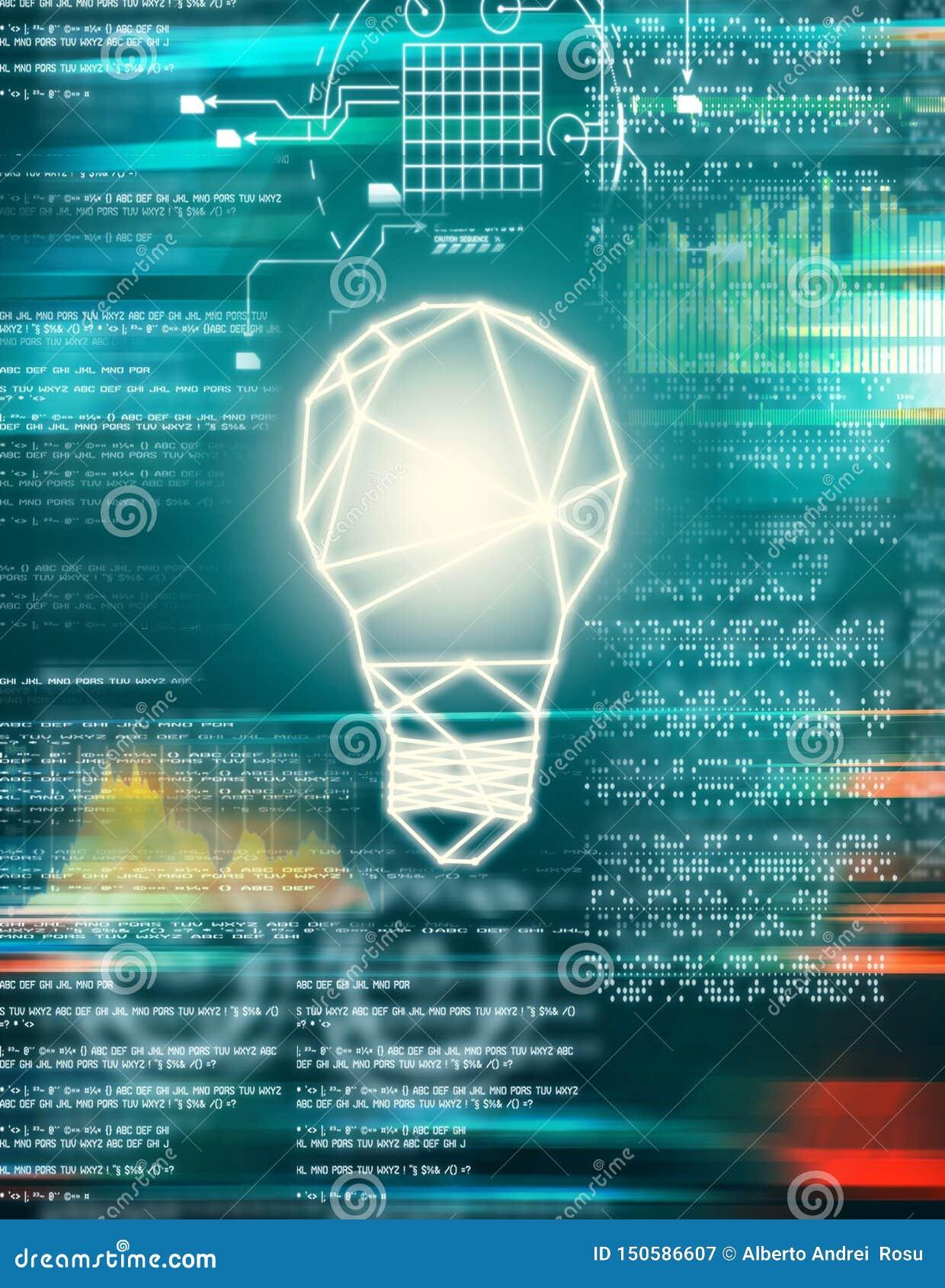 Teknologi för ljus kula