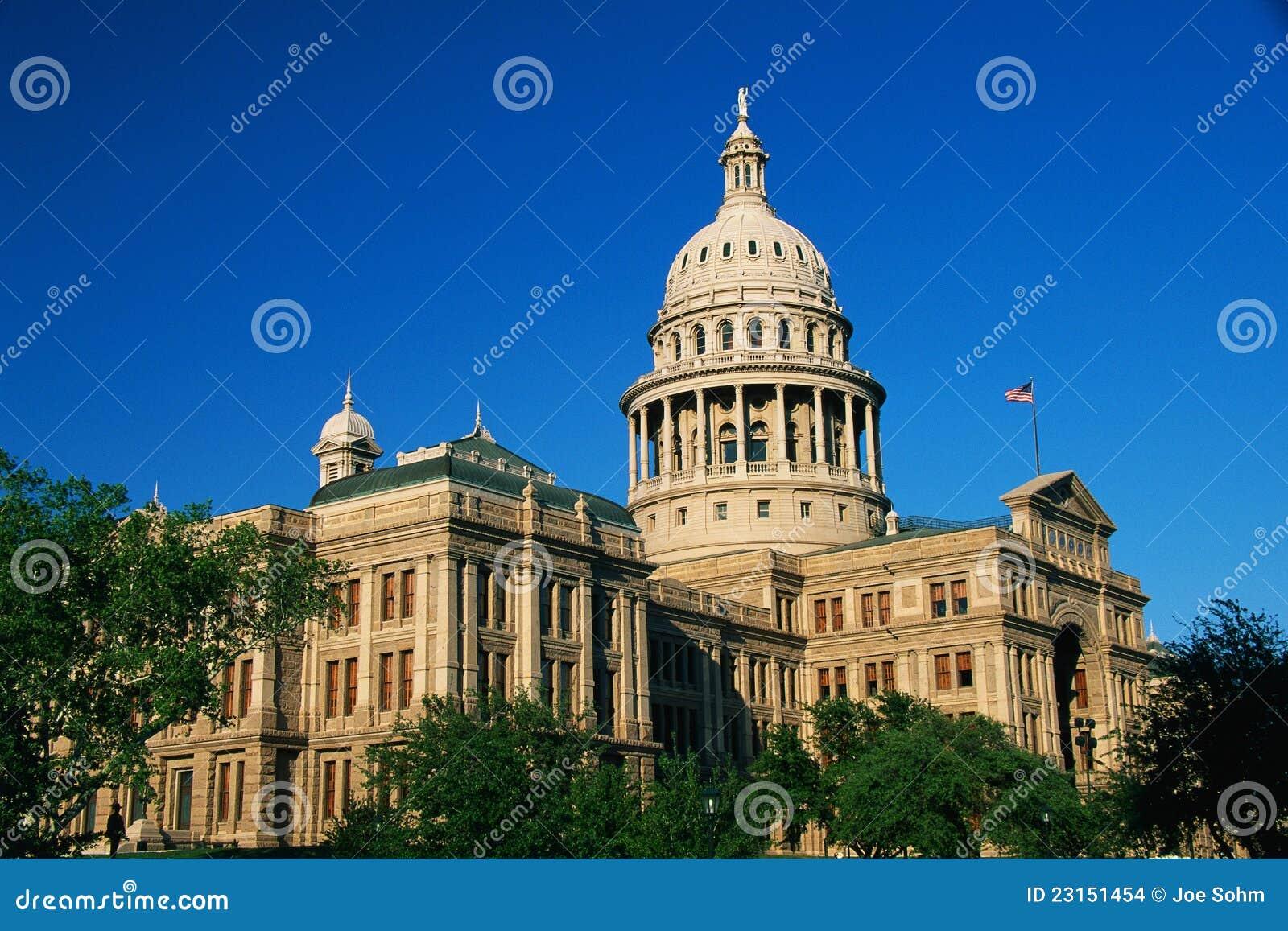 Teksas Stan Capitol Budynek