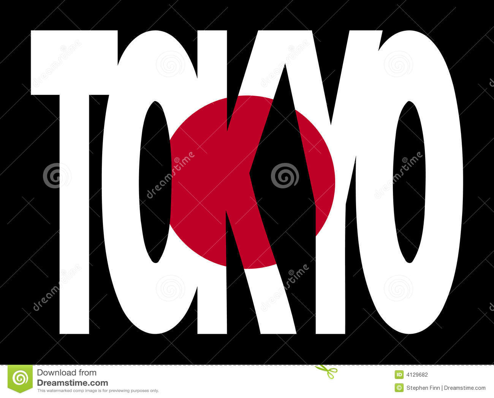 Tekst bandery Tokio
