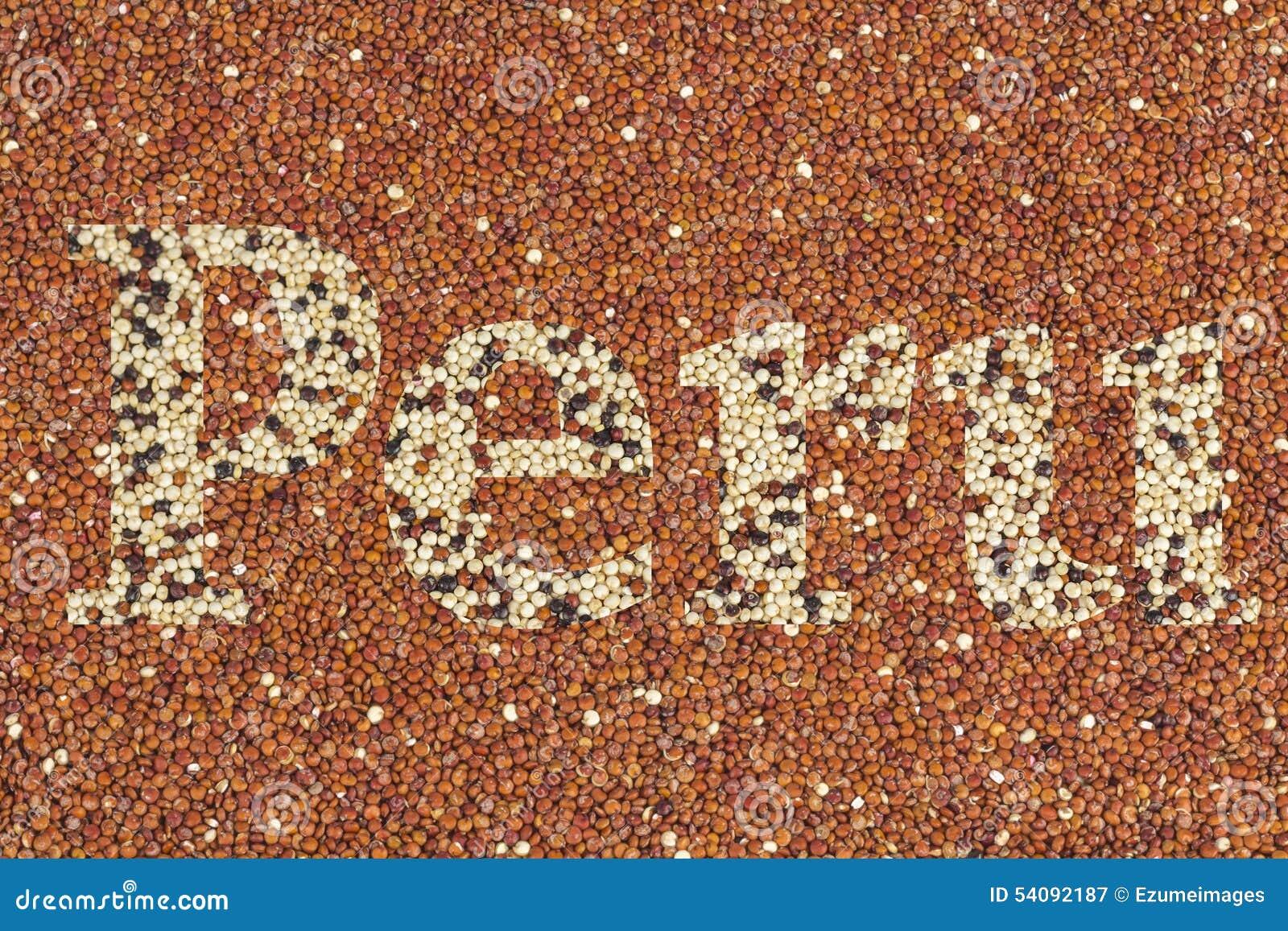 Tekst Peru