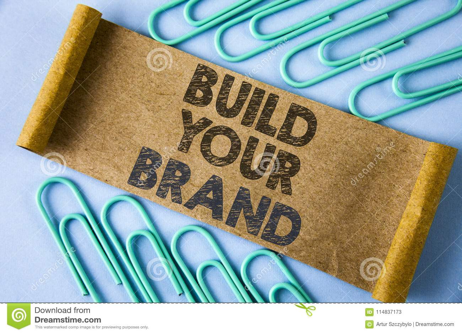Teksta znaka seansu budowa Twój gatunek Konceptualna fotografia tworzy twój swój loga sloganu modela Reklamuje E marketing pisać