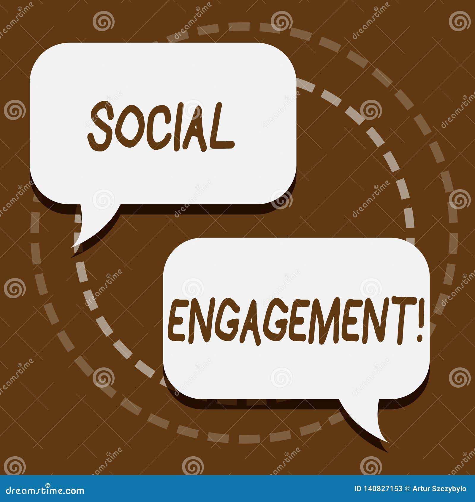 Tekstteken die Sociale Overeenkomst tonen De conceptuele fotopost krijgt hoog bereik houdt van Advertenties SEO Advertising Marke