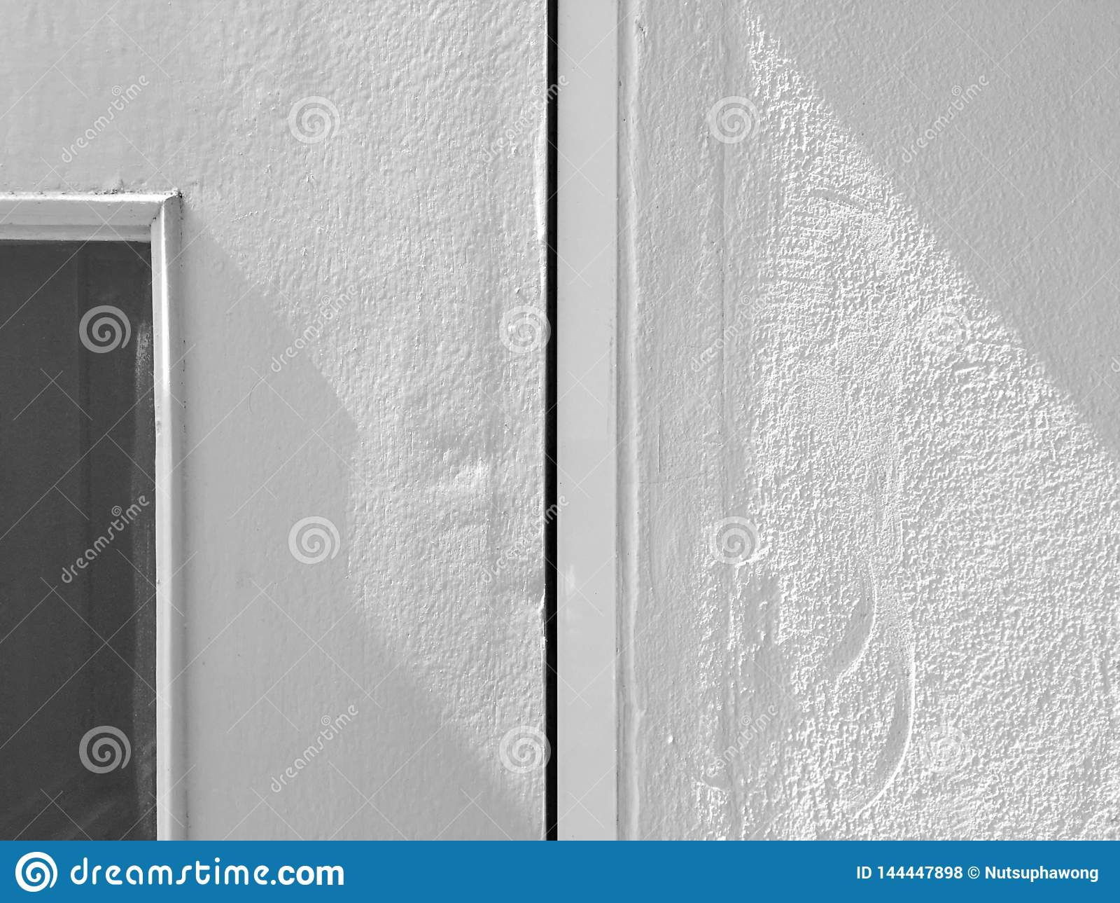 Tekstura ściana w szarość