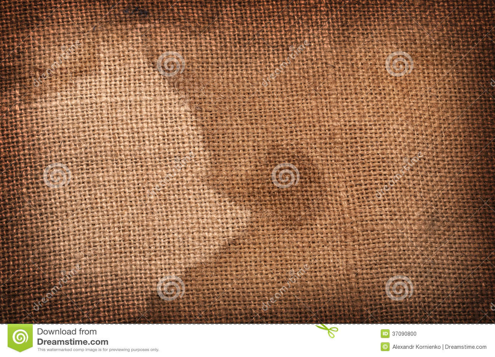 Download Tekstura burlap zdjęcie stock. Obraz złożonej z bawełna - 37090800