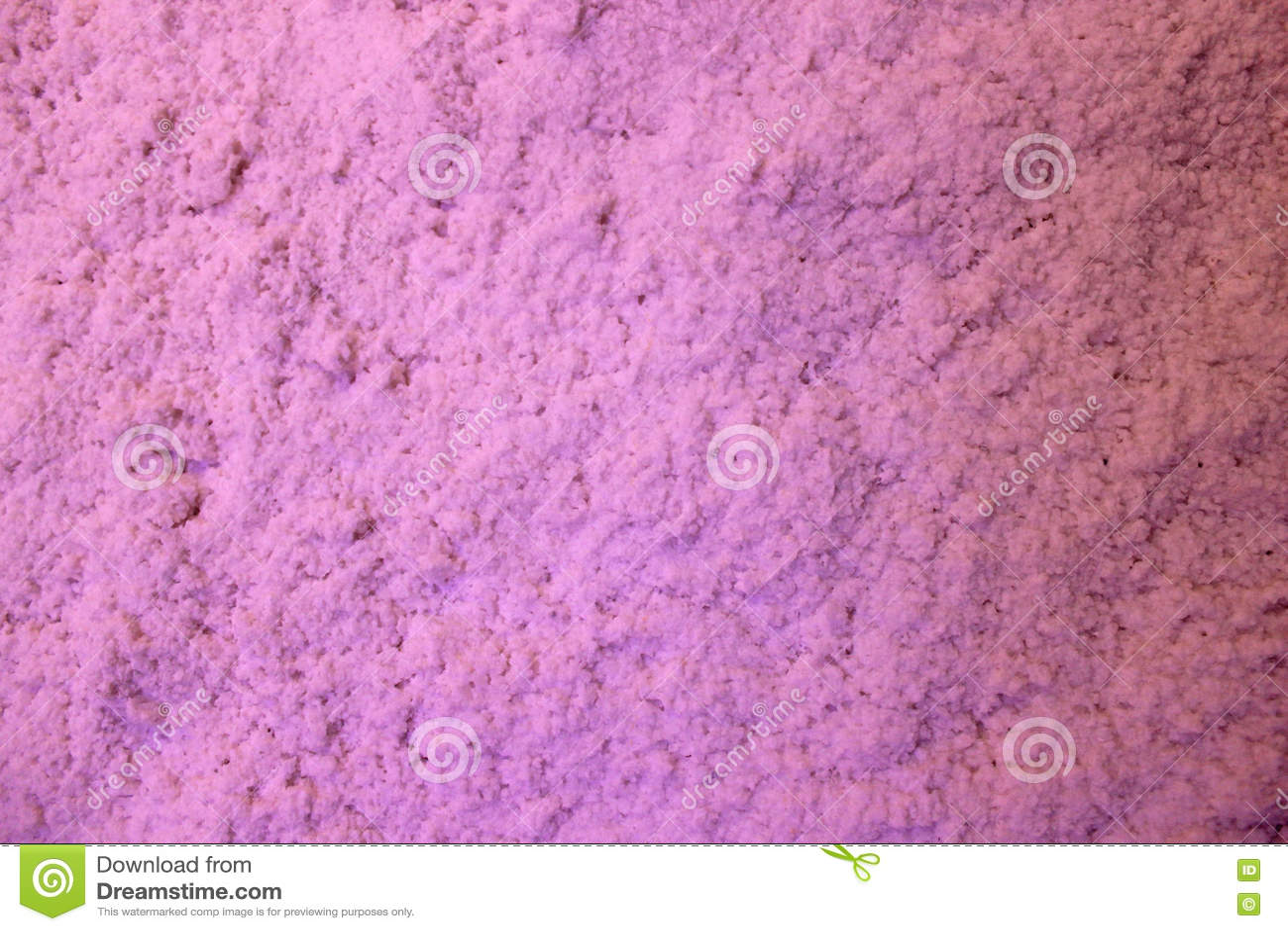 Tekstura menchii sól