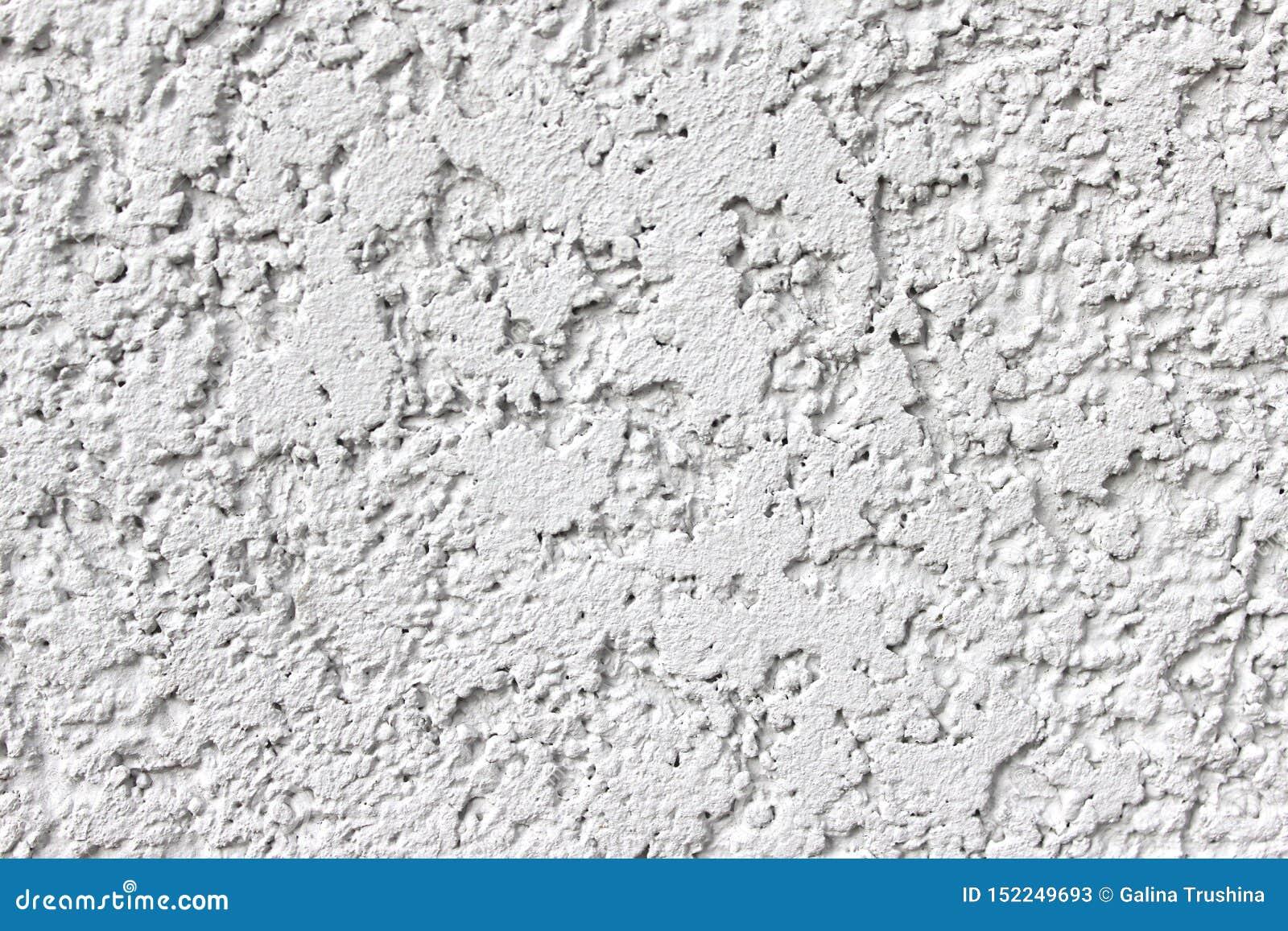 Tekstura stary biel ściany tło