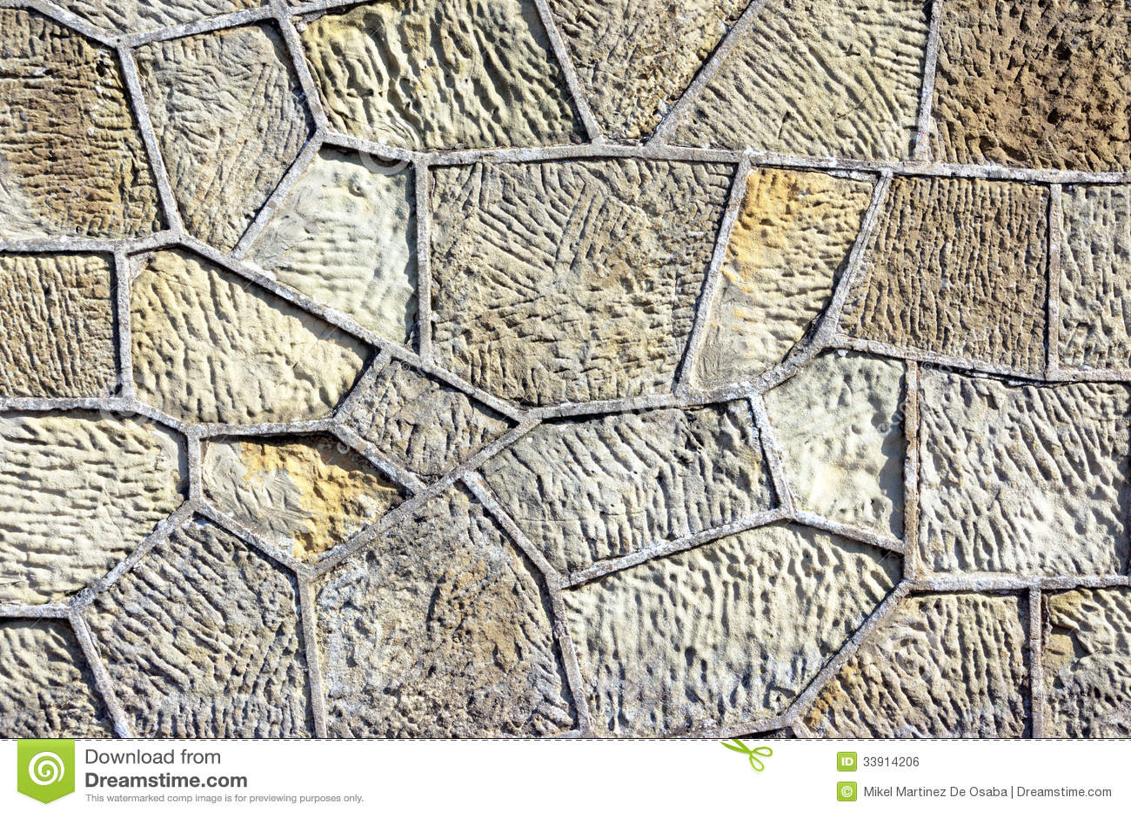 Tekstury na betonowej ścianie z geometrical kształtami