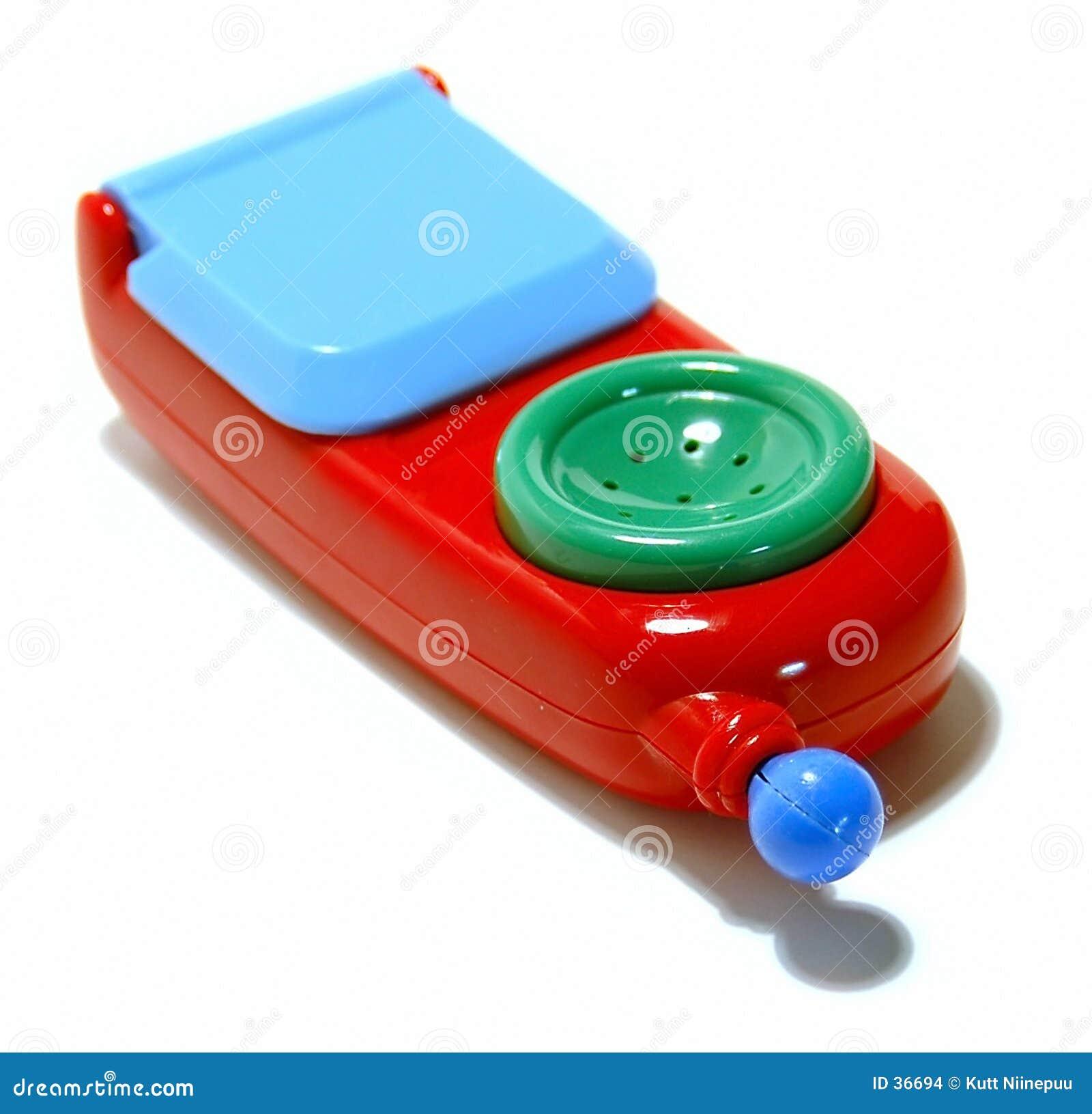 Teléfono 2 del juguete