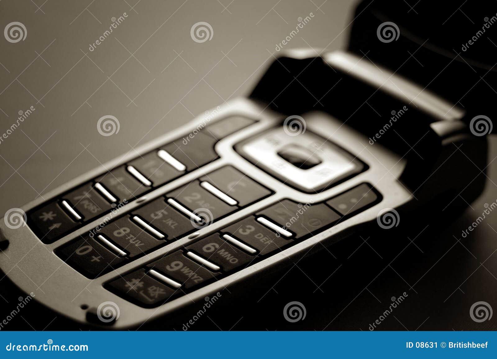 Teléfono celular del móvil/