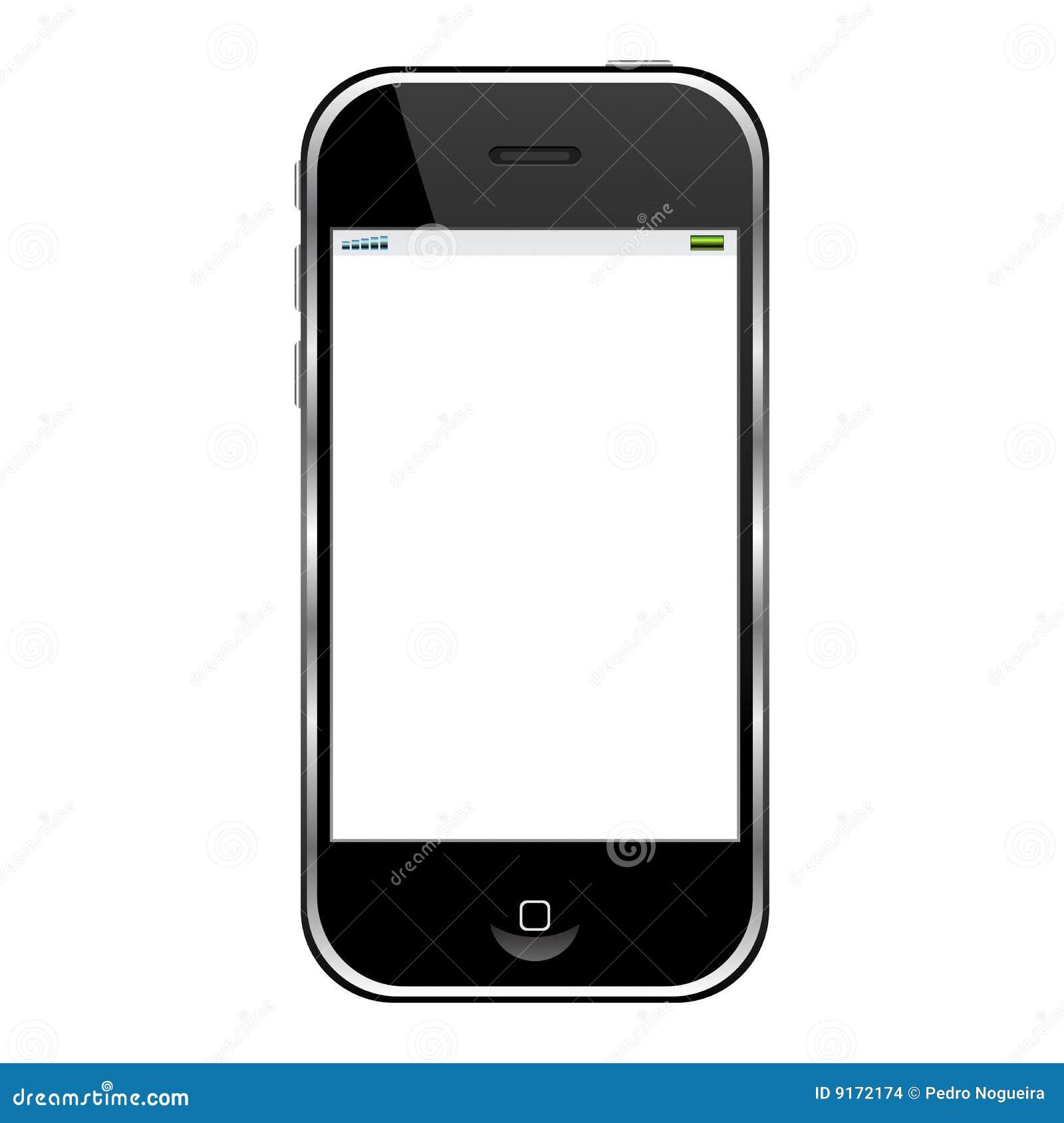 Tel fono celular moderno imagenes de archivo imagen 9172174